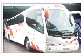 La importancia de un buen servicio de autobuses a la hora de organizar vuestra boda