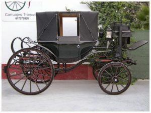 alquiler coches de caballo