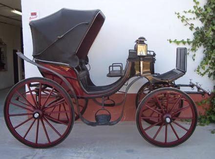 La historia de los carruajes en España