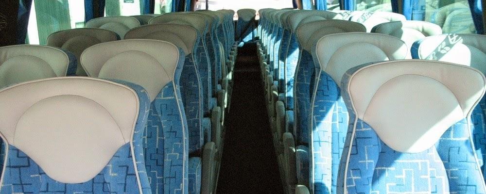 Alquila un autobús… ¡nos vamos de excursión!