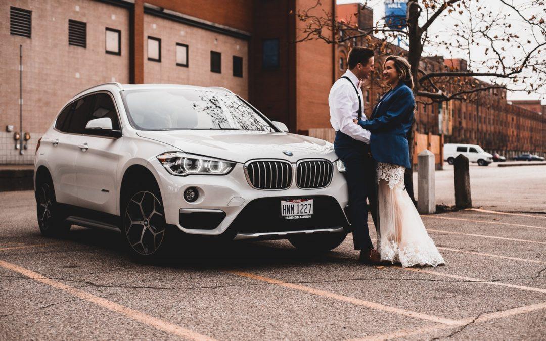 Tu coche, el complemento ideal para una boda