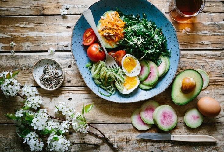 Una buena alimentación contra la ansiedad