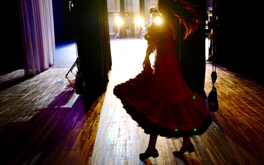 Un viaje hacia el flamenco