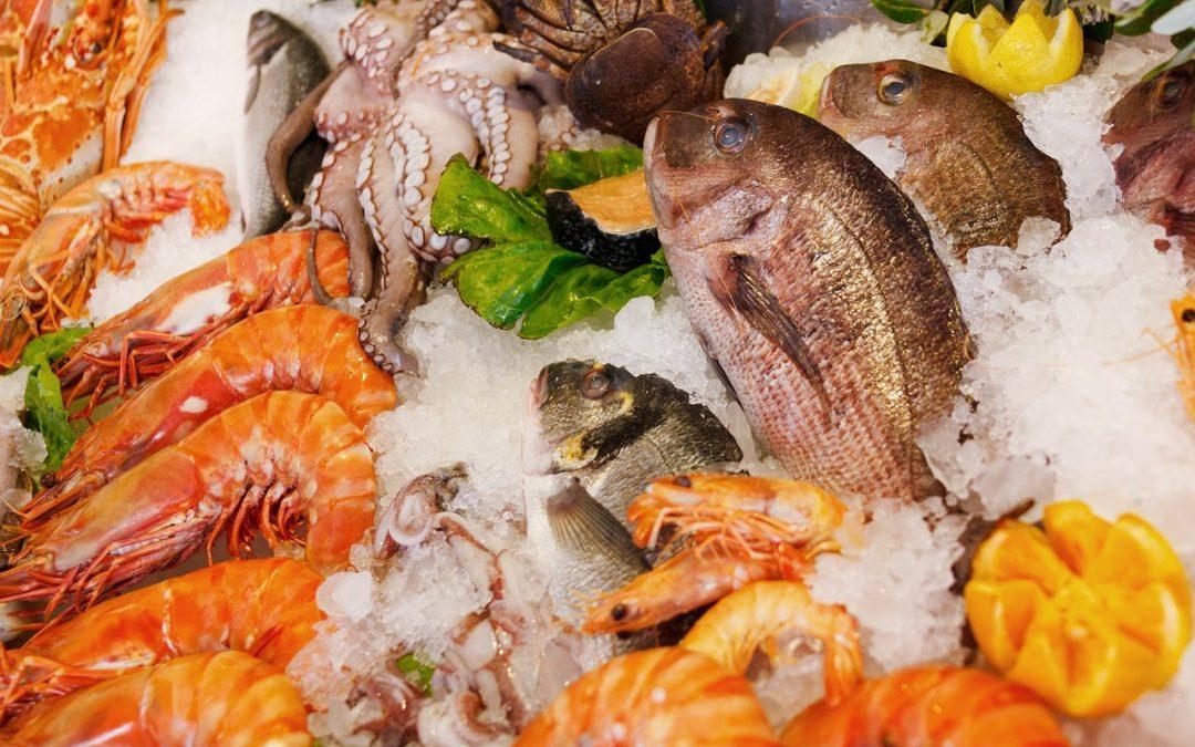 Dónde comprar mariscos de temporada en Sevilla